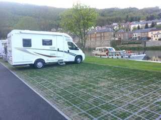Montherme Aire De Camping Car