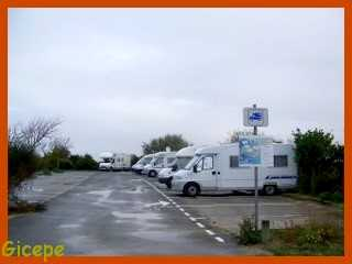 Aire Camping Car Angoulins Sur Mer