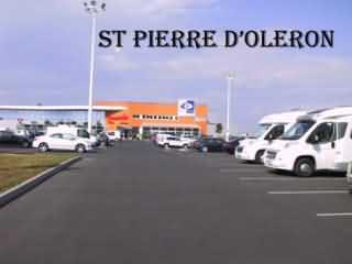 Aires de service du d partement de charente maritime par - Office du tourisme st pierre d oleron ...