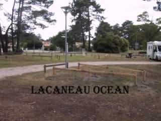 Parking Camping Car Lacanau