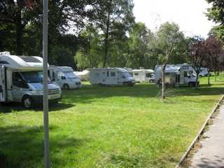 Aires de service du d partement de la haute vienne par - Aire de stationnement camping car port la nouvelle ...