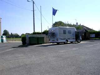 Aire De Camping Car Sainte Mere L Eglise
