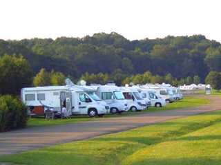 Aires de service du d partement de la marne par campingcar - Aire de stationnement camping car port la nouvelle ...