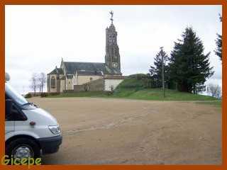 Aire De Camping Car Saint Michel Mont Mercure