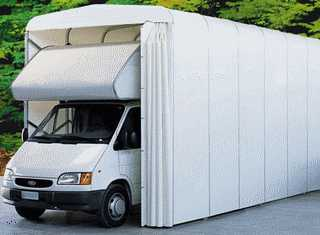 Store Hiver Camping Car Pas Cher