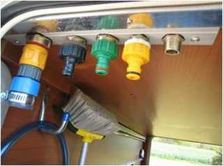 Astuces diverses 1 par campingcar bricoloisirs - Amenagement soute camping car ...