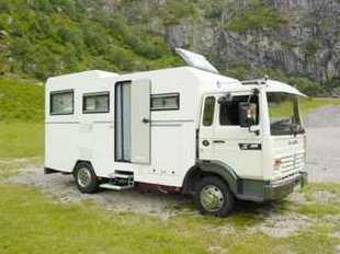 Rapido Documentation Camping Car