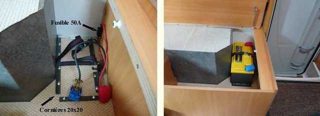 les batteries par campingcar bricoloisirs. Black Bedroom Furniture Sets. Home Design Ideas